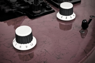 """Guitar Knobs"" by coward_lion / FreeDigitalPhotos.net"